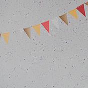 Свадебный салон ручной работы. Ярмарка Мастеров - ручная работа Оформление фотосессии, флажки для фотосессии. Handmade.