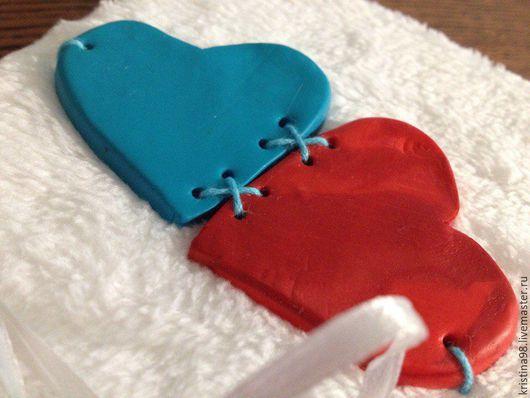 Блокноты ручной работы. Ярмарка Мастеров - ручная работа. Купить Пушистое счастье. Handmade. Белый, сердце