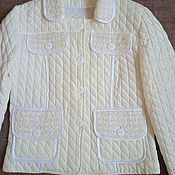 Одежда handmade. Livemaster - original item Women`s Short Jacket. Handmade.