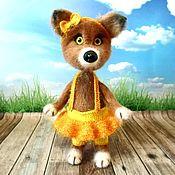 Куклы и игрушки handmade. Livemaster - original item Alice Fox. Handmade.
