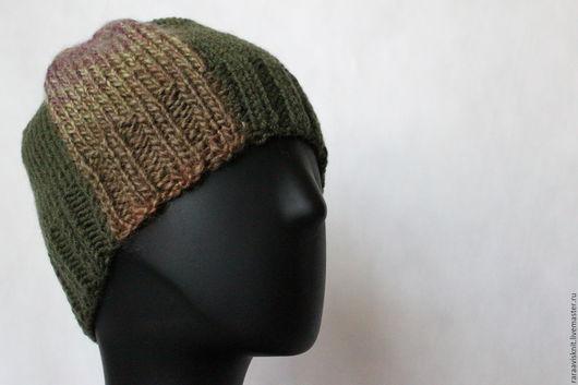 шапка, полушерстяная шапка, вязаная шапка,  связать шапку, шапка унисекс, шапка мужская, шапка женская