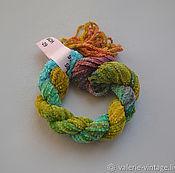 Материалы для творчества handmade. Livemaster - original item Silk chenille (no. №29). Handmade.