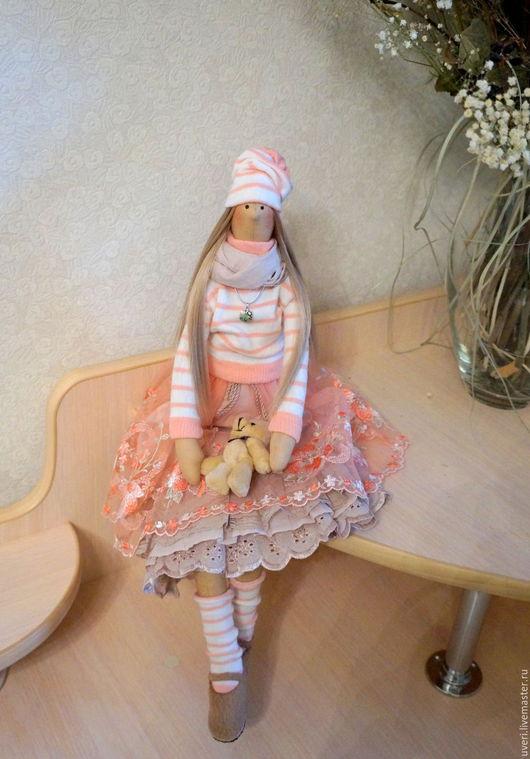 Куклы Тильды ручной работы. Ярмарка Мастеров - ручная работа. Купить Кукла тильда Валери. Handmade. Кукла ручной работы