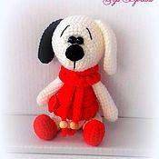 Куклы и игрушки ручной работы. Ярмарка Мастеров - ручная работа Собачка - символ года. Handmade.