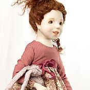 Куклы и игрушки ручной работы. Ярмарка Мастеров - ручная работа Кукла Анфиса. Handmade.