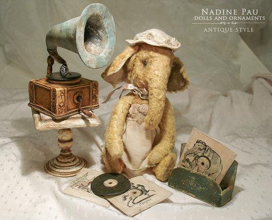 Мишки Тедди ручной работы. Ярмарка Мастеров - ручная работа. Купить Три мелодии для маленькой мисс Джудит. Handmade.