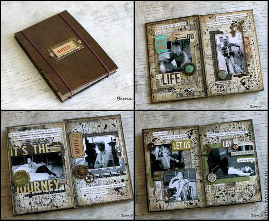 Фотоальбом, скрап альбом для мужчины.Купить фотоальбом в магазине `Фотоальбомы и открытки`. Альбом для фотографий
