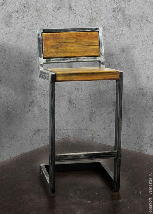 Мебель ручной работы. Ярмарка Мастеров - ручная работа. Купить STOOL №1. Handmade. Стул, лофт, стул из дерева