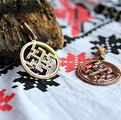 Русский стиль handmade. Livemaster - original item Amulet pendant
