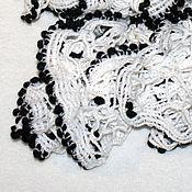 Аксессуары ручной работы. Ярмарка Мастеров - ручная работа Рюшечный шарф. Handmade.