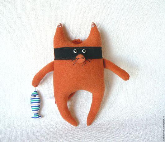 Лис. Лиса. Лиса мягкая игрушка. Лиса ручной работы. Игрушка ручной работы. авторская игрушка.