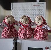 Куклы и игрушки ручной работы. Ярмарка Мастеров - ручная работа Пальчиковая игрушка. Бабка.. Handmade.