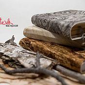 """Канцелярские товары handmade. Livemaster - original item Обложки для книг """"Богатства природы"""" обложка на ежедневник. Handmade."""