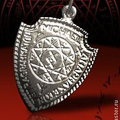 Фен-шуй и эзотерика handmade. Livemaster - original item Talisman Prayer shield. Handmade.