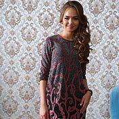 Одежда ручной работы. Ярмарка Мастеров - ручная работа Платье Агния арт.5529. Handmade.