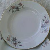 Винтаж handmade. Livemaster - original item 60s. Soup plates. 23 cm Japan.. Handmade.