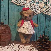 Куклы и игрушки handmade. Livemaster - original item teddy bear masha. Handmade.