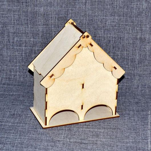 ЧД-12-004. Двойной чайный домик без окон. Поставляется в разобранном виде. При покупке от 10 шт скидка!