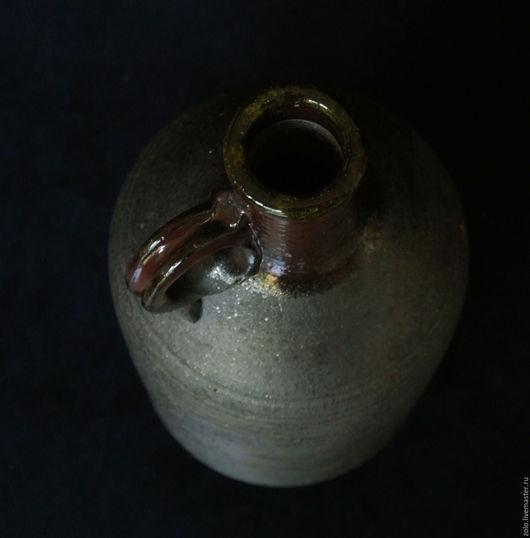 Графины, кувшины ручной работы. Ярмарка Мастеров - ручная работа. Купить Бутыль раку Звёздная ночь в медном лесу (керамика). Handmade.
