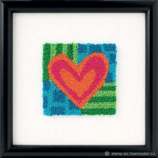 """Набор для вышивания Dimensions """"Сердце"""", Схемы для вышивки, Смоленск,  Фото №1"""