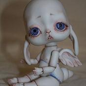 Куклы и игрушки handmade. Livemaster - original item Articulated doll: Bunny