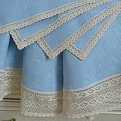 Для дома и интерьера handmade. Livemaster - original item Linen table linen
