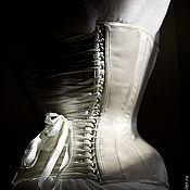 """Одежда ручной работы. Ярмарка Мастеров - ручная работа Корсет """"Ivory"""". Handmade."""