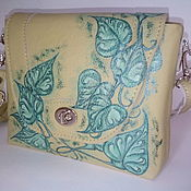 Сумки и аксессуары handmade. Livemaster - original item Handbag female