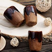 Посуда handmade. Livemaster - original item Handmade glasses (price for 2 pieces). Handmade.