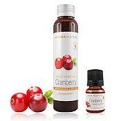 Материалы для творчества handmade. Livemaster - original item Cranberry oil. Handmade.