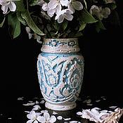 Vintage interior handmade. Livemaster - original item Vintage porcelain vase Beswick England. Handmade.