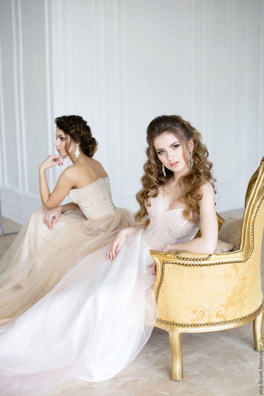 Свадебные платья из рассвета