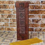 """Для дома и интерьера ручной работы. Ярмарка Мастеров - ручная работа Короб для спагетти кантри  """" Gragnano"""". Handmade."""