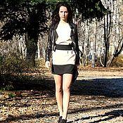 Одежда ручной работы. Ярмарка Мастеров - ручная работа Платье повседневное 01-098. Handmade.