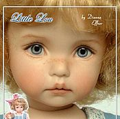 Little Lou - Dianna Effner - ready to paint