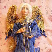 """Куклы и игрушки ручной работы. Ярмарка Мастеров - ручная работа """"Ангел Творчества"""". Handmade."""