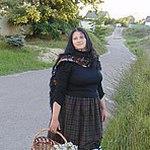 Корзина деревенской Травницы - Ярмарка Мастеров - ручная работа, handmade