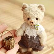 Куклы и игрушки ручной работы. Ярмарка Мастеров - ручная работа Джинни (11 см). Handmade.