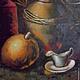 Натюрморт ручной работы. Заказать Расплавленное золото Рембранта, х.м.60х80. Арт-павильон (BOYKO-DON-15). Ярмарка Мастеров.