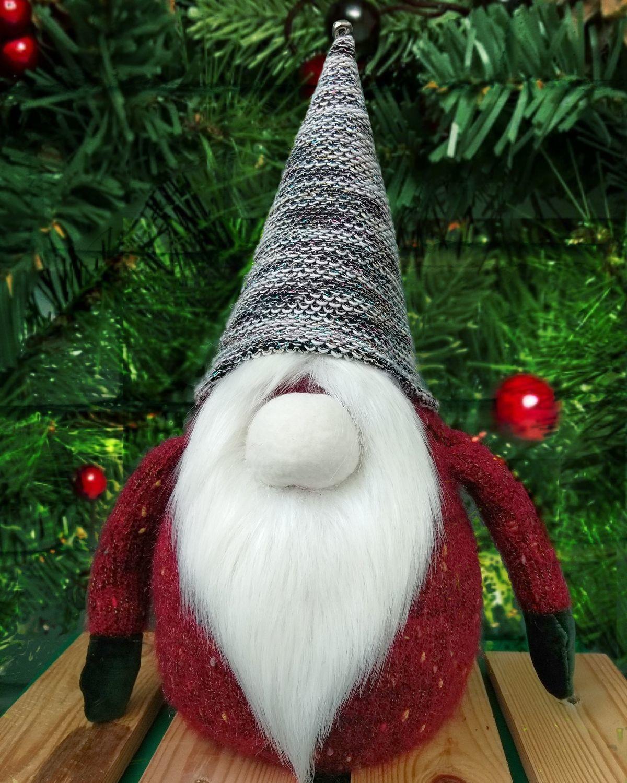 Гном Дед Мороз, Мягкие игрушки, Орел,  Фото №1