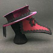 Субкультуры handmade. Livemaster - original item Seth the Plague widow. Handmade.