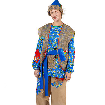 """Одежда ручной работы. Ярмарка Мастеров - ручная работа Карнавальный костюм """"Леший"""". Handmade."""
