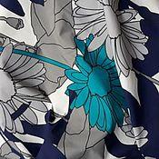 handmade. Livemaster - original item Fabric: Cotton with large Marni flowers. Handmade.
