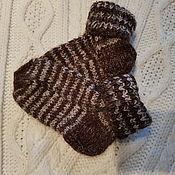 Носки ручной работы. Ярмарка Мастеров - ручная работа Носочки детские. Handmade.