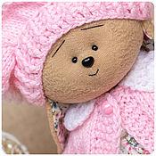 Куклы и игрушки handmade. Livemaster - original item The Rosy Bunny. Handmade.