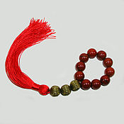Фен-шуй и эзотерика handmade. Livemaster - original item Rosary Christian from the earthy aventurine