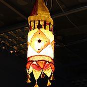 Для дома и интерьера ручной работы. Ярмарка Мастеров - ручная работа индийский фонарик. Handmade.