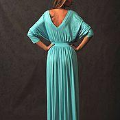 """Одежда ручной работы. Ярмарка Мастеров - ручная работа Платье """"СДП"""" голубой. Handmade."""