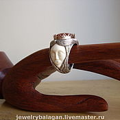 Ring handmade. Livemaster - original item The Ring Queen. Handmade.