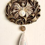 Украшения handmade. Livemaster - original item Brooch Aurora. Handmade.